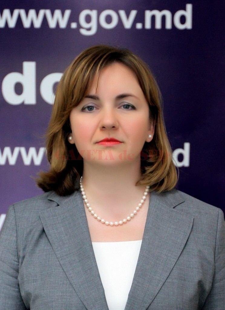 Natalia Gherman Natalia Gherman desemnat s asigure interimatul funciei