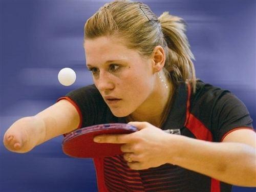 Natalia Partyka Table tennis Paralympian to fulfill Olympic dream too