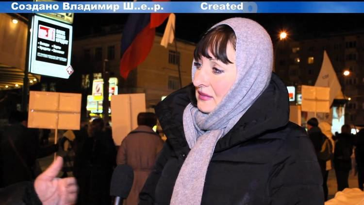 Natalia Pelevine Interview from Moscow with Natalia Pelevine about the Russian