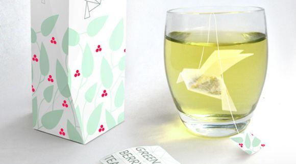 Natalia Ponomareva Origami Tea Concept by Natalia Ponomareva At Home with Kim Vallee