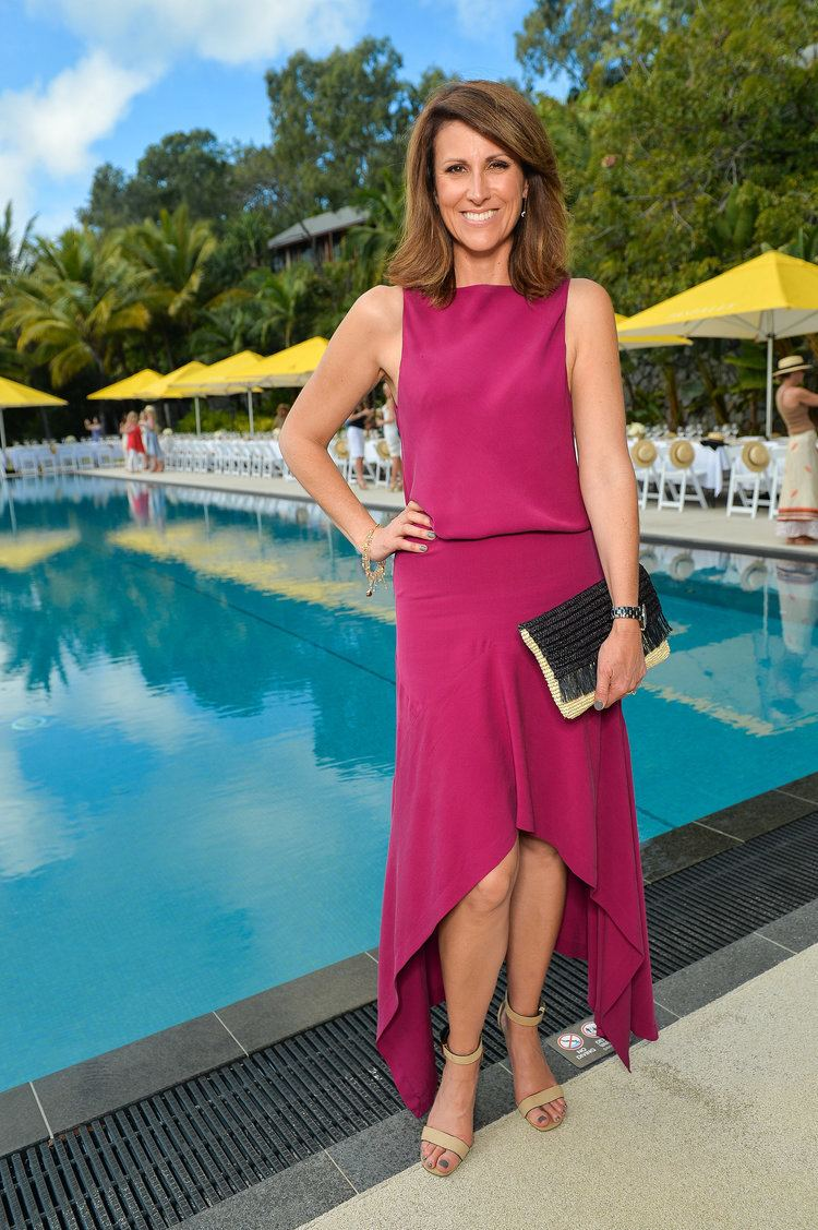 Natalie Barr Natalie Barr What the Socialites Wore to Australia39s