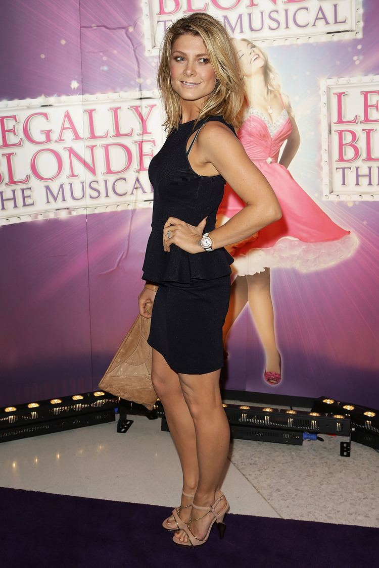 Natalie Bassingthwaighte Natalie Bassingthwaighte Legally Blonde Draws A Dressed
