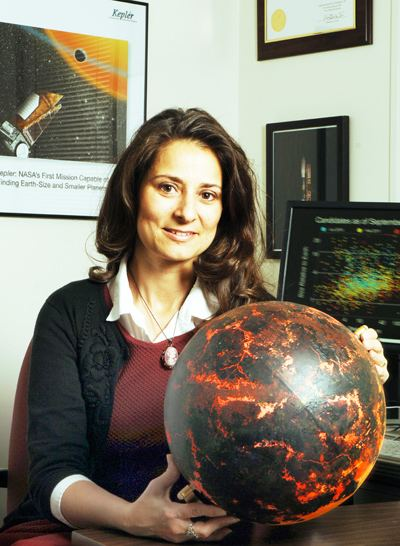 Natalie Batalha February 16 2012 Space Frontiers Lecture Series