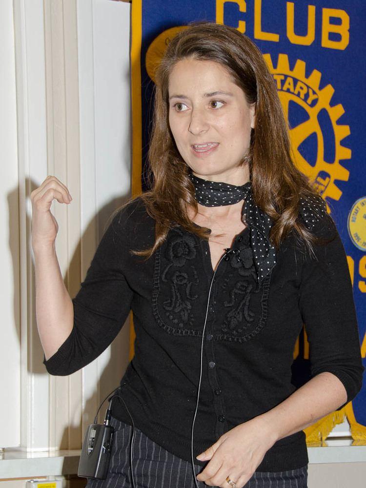 Natalie Batalha Los Altos Rotary Club eNewsletter quotRotatorquot