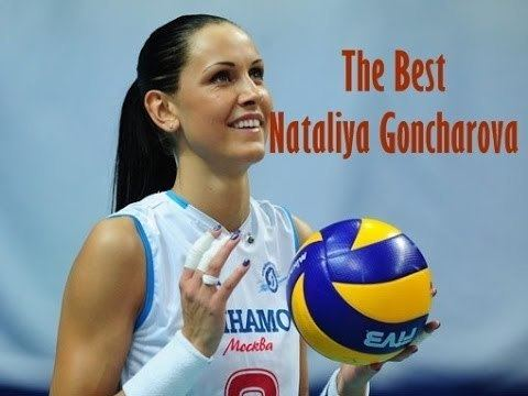 Nataliya Goncharova (volleyball) The Best Nataliya Goncharova YouTube