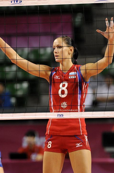 Nataliya Goncharova (volleyball) Russia Volleyball News Natalia Goncharova Wedding