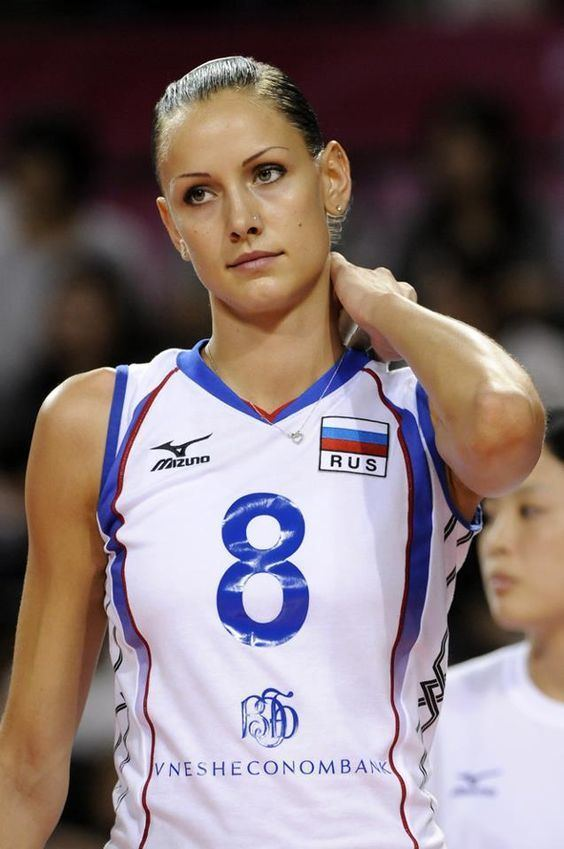 Nataliya Goncharova (volleyball) Natalia Goncharova Volleyball Pictures Pinterest