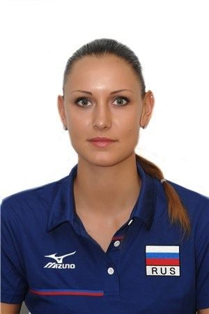 Nataliya Goncharova (volleyball) Player Nataliya Goncharova FIVB World Grand Prix 2016