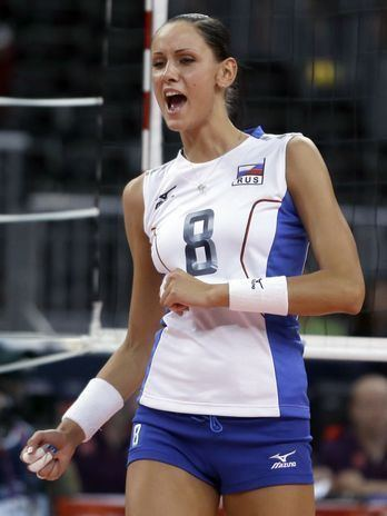 Nataliya Goncharova (volleyball) Image result for Natalia Obmochaeva Girls of volleyball player