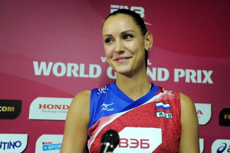 Nataliya Goncharova (volleyball) News Goncharova The win was tougher to take than expected