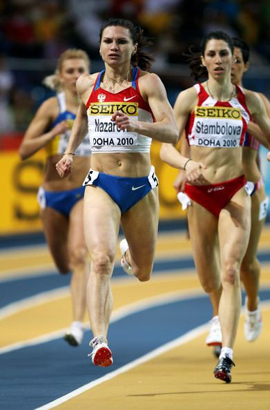 Natalya Nazarova Natalya Nazarova Photos IAAF World Indoor Championships