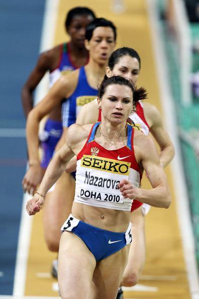 Natalya Nazarova Natalya Nazarova Pictures IAAF World Indoor