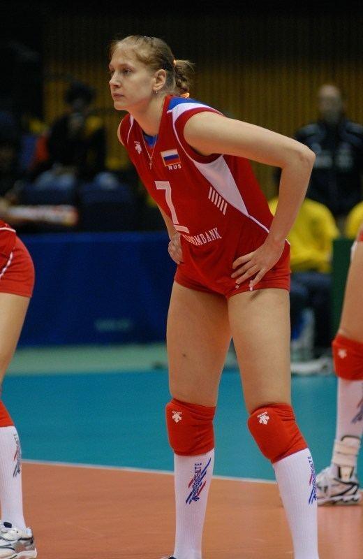 Natalya Safronova OEFC39s Russian National Women39s Volleyball Team Unofficial