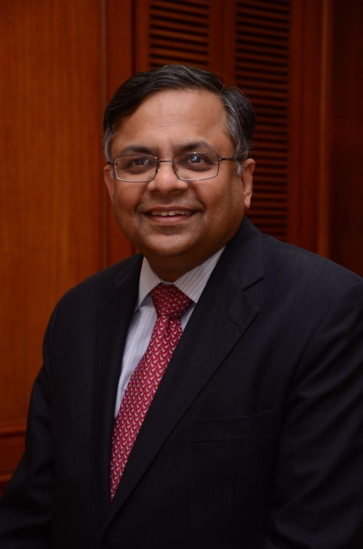 Natarajan Chandrasekaran Dataquest IT Person of the year 2011 shilpalshanbhag