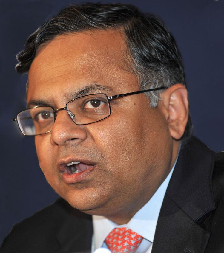 Natarajan Chandrasekaran FileNatarajan Chandrasekaran at WEF 2011jpg Wikimedia