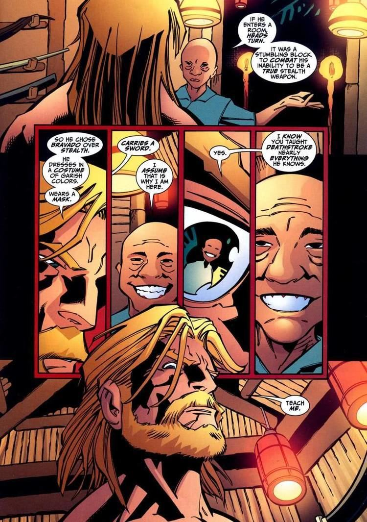 Natas (comics) Challenge A Viner Data Fetts vs Captain America 8039sBaby