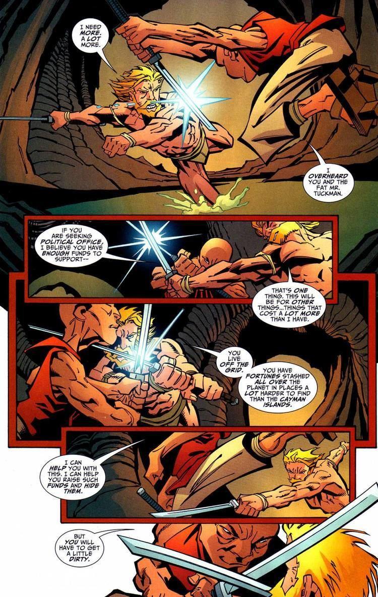 Natas (comics) Joker vs Green Arrow h2h read OP Battles Comic Vine