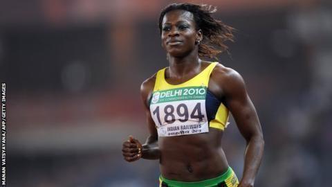 Natasha Mayers Glasgow 2014 100m champion Natasha Mayers needs miracle BBC Sport