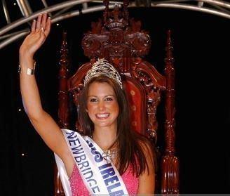 Natasha Nic Gairbheith Miss Ireland 2004 Natasha Nic Gairbheith Former Miss