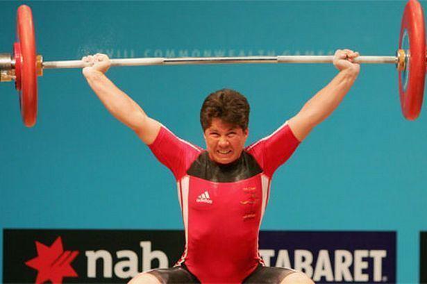 Natasha Perdue Olympic weightlifter Natasha Perdue excels at World Championships