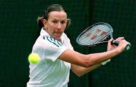 Natasha Zvereva NATASHA ZVEREVA QUELLA CHE BATTE39 Il CREMLINO Tennis