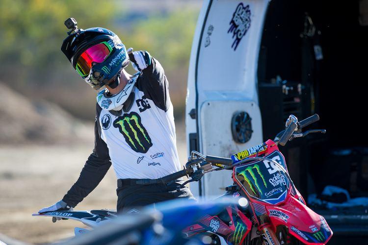 Nate Adams Nate Adams Keeping Busy Transworld Motocross