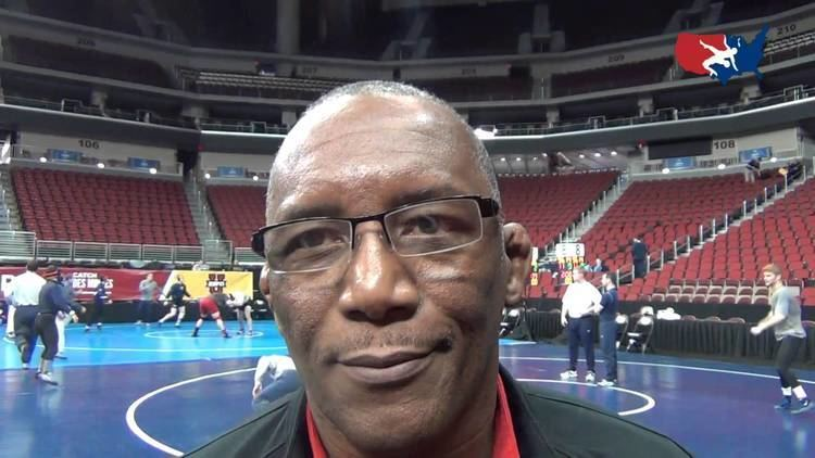 Nate Carr Olympic medalist Nate Carr at NCAA Championships YouTube