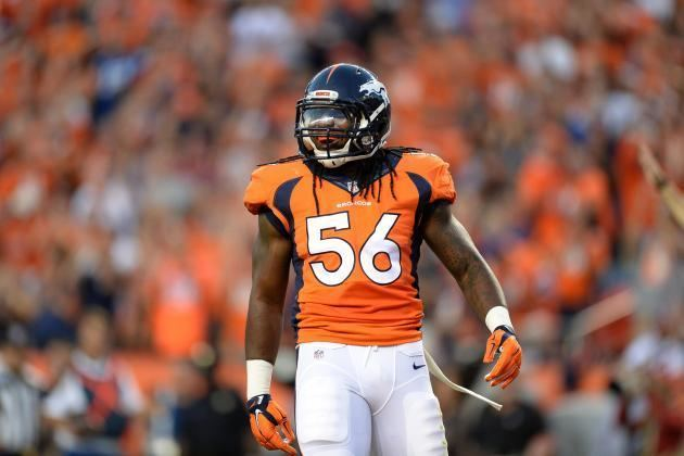 Nate Irving Nate Irving Injury Updates on Broncos LB39s Knee and