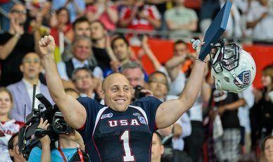 Nate Kmic Former Mount Union Running Back Nate Kmic Shines in