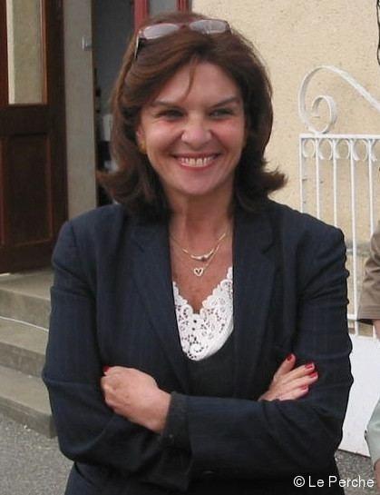 Nathalie Goulet MortagneauPerche Parit Nathalie Goulet quotLa