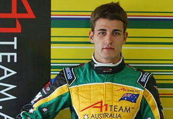 Nathan Antunes A1 rookie ready for Shanghai The Australian