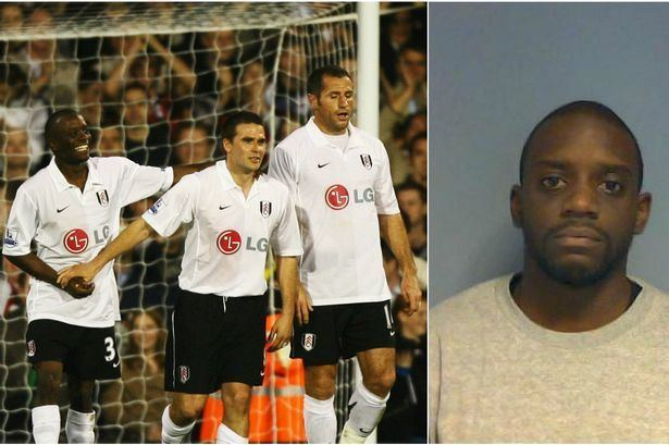 Nathan Ashton Former Fulham FC footballer jailed for robbery after bookmaker raids
