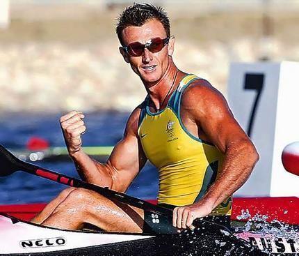 Nathan Baggaley Kayak champion Baggaley tests positive Sport smhcomau