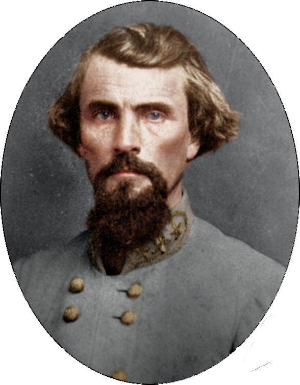 Nathan Bedford Forrest Nathan Bedford Forrest by Zuzahin on DeviantArt