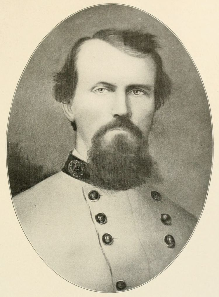 Nathan Bedford Forrest Nathan Bedford Forrest Wikipedia the free encyclopedia