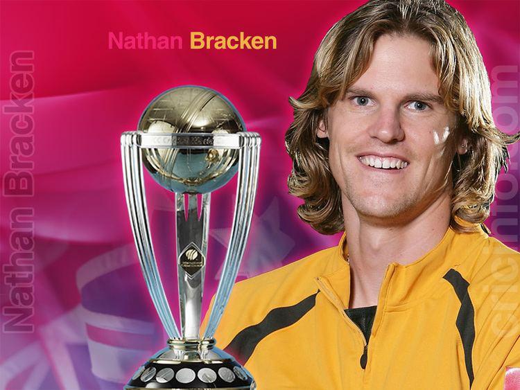 Nathan Bracken (Cricketer)