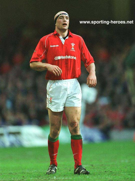Nathan Budgett Nathan BUDGETT International rugby caps for Wales Wales