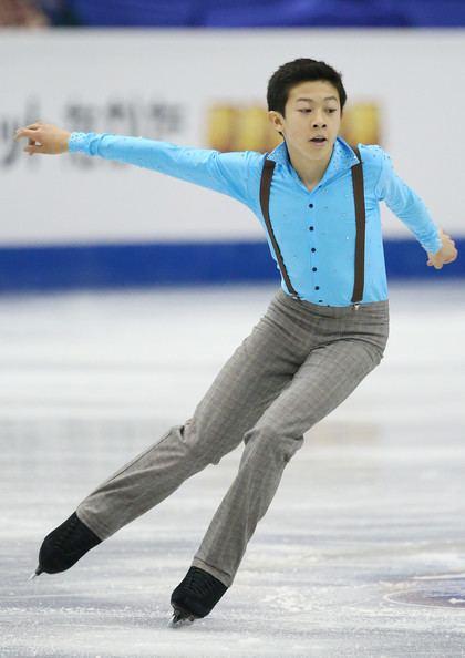 Nathan Chen Nathan Chen Photos ISU Grand Prix of Figure Skating Day