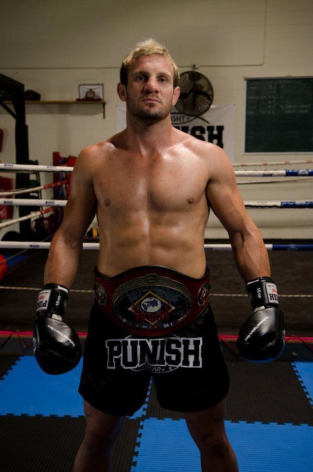 Nathan Corbett World Kickboxing Network WKN Page 137