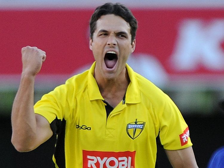 Nathan Coulter-Nile Nathan CoulterNile Player Profile Australia Sky