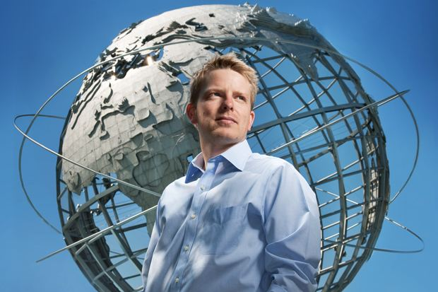 Nathan Eagle How Nathan Eagle39s Jana service aims to top up Africa