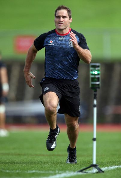 Nathan Friend Nathan Friend Pictures New Zealand Warriors Training