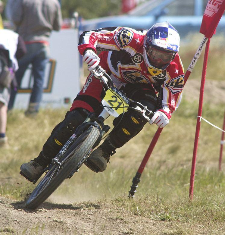 Nathan Rennie Nathan Rennie Sea Otter Classics 2004 Mountain Biking