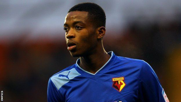 Nathaniel Chalobah BBC Sport Watford extend Nathaniel Chalobah loan from