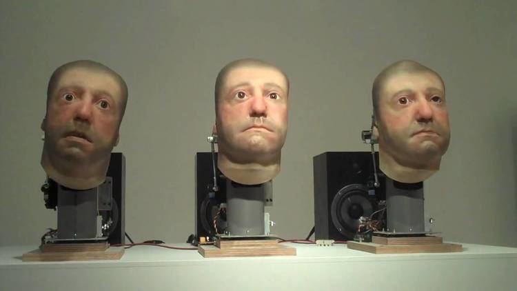 Nathaniel Mellors Nathaniel Mellors Giantbum installation YouTube
