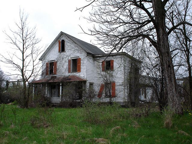 Nathaniel White Abandoned New York The Tale of an Abandoned Farmhouse and