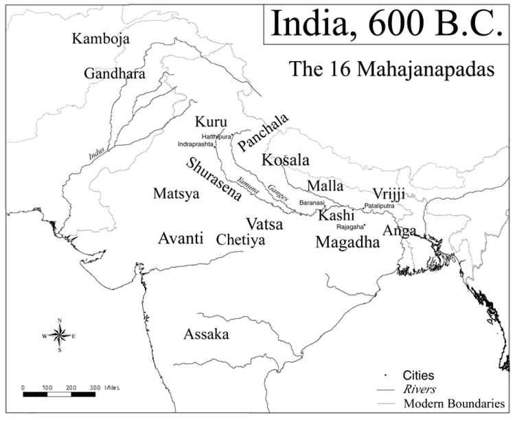 National Capital Region (India) in the past, History of National Capital Region (India)