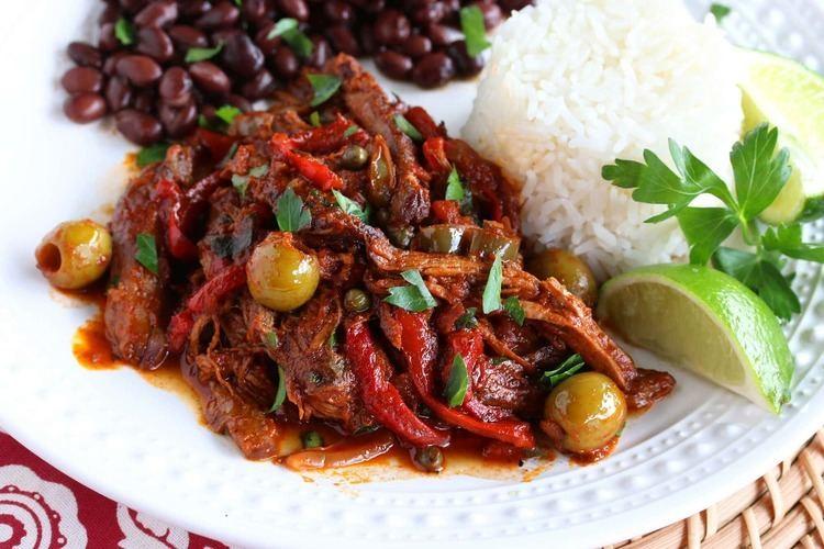 National dish Ultimate Ropa Vieja The National Dish of Cuba The Daring Gourmet