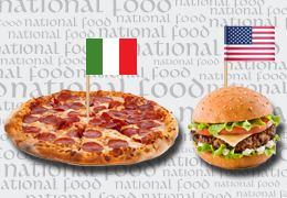 National dish List of National Dishes Around the World