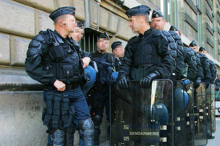 National Gendarmerie arrests in Paris overnight